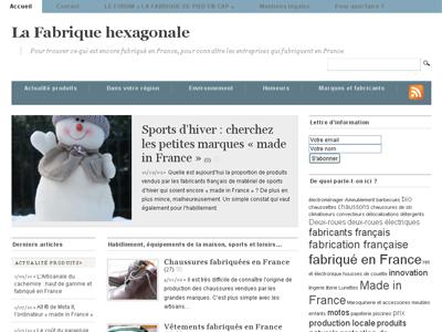 Blog maison cologique le blog cologie part 70 - La fabrique hexagonale ...