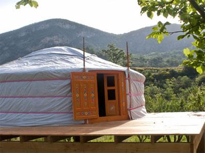 éco camping