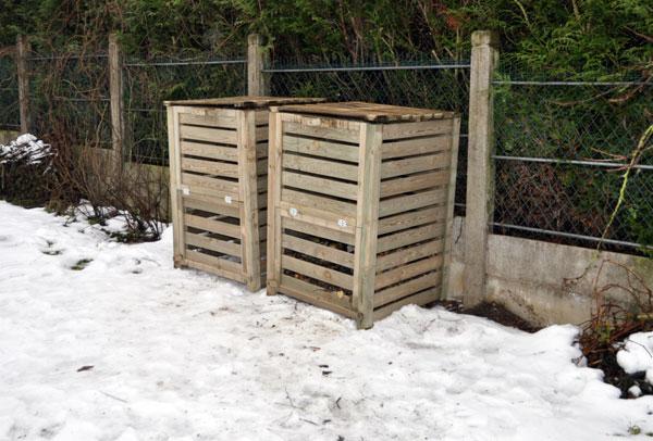 Jardin cologique composteur faire son compost et r duire ses d chets blog maison - Fabriquer un petit composteur ...