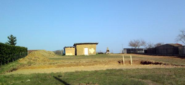 maison paille