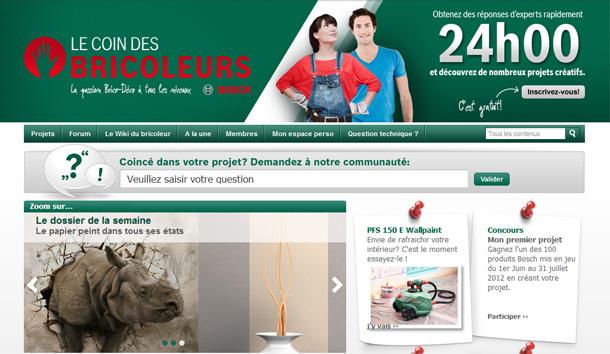 gagnez un produit bosch gr ce au coin des bricoleurs blog maison cologique le green blog. Black Bedroom Furniture Sets. Home Design Ideas