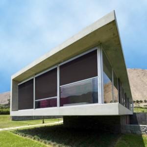 Baies vitrées, stores et économies d'énergie